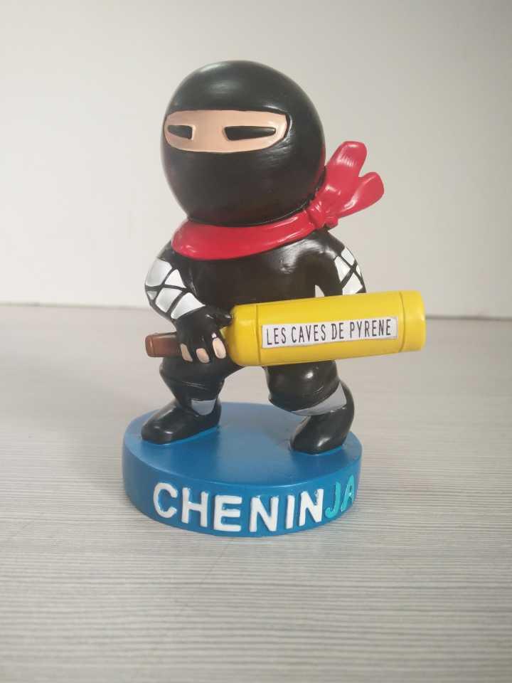 statuine personalizzate per gadget a forma di Ninja