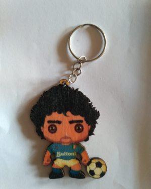 portachiavi-Maradona