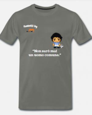 t-shirt-Maradona-Funko-pop