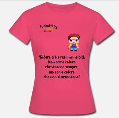 t-shirt-frida-khalo-funko-pop-style